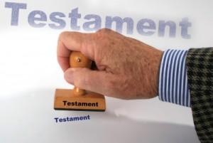 Testament – es gibt einiges zu beachten